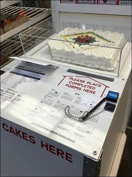 Illustrated Design-Your-Own-Cake Kiosk
