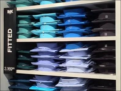 Dress Shirt Demographics at Express