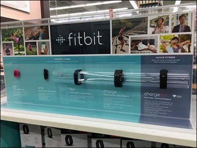 FitBit Display 1