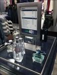 Hilfiger Outlet Fragrance Display Angle