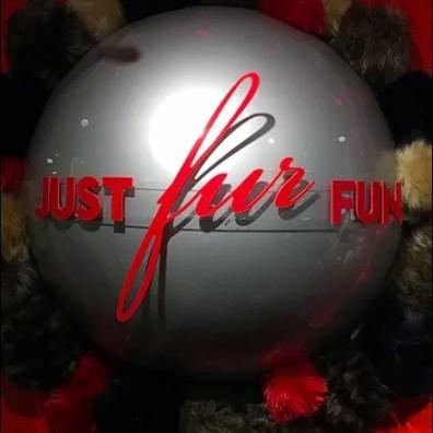 Just Fur Fun Closeup