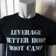 Better Body Boot Camp Branding