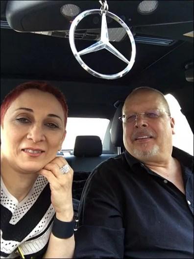Margarit & Tony in Mercedes Main
