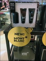Montblanc Winter Fragrance Rollout