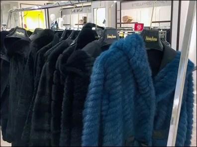 Fur Trunk Sale