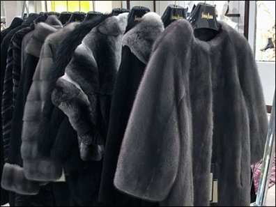 Fur Trunk Sale