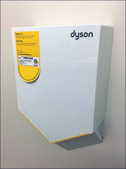 Time to Upgrade Your Restroom Dyson