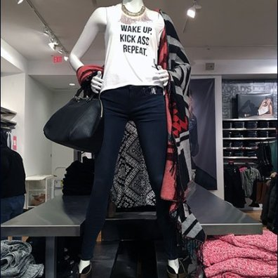 Do-It-Yourself Elevated Retail Runway