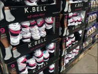 Selling Socks By The Pallet-Load