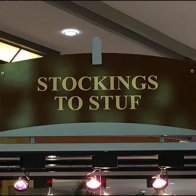 Stocking Stuffers Kiosk Aux