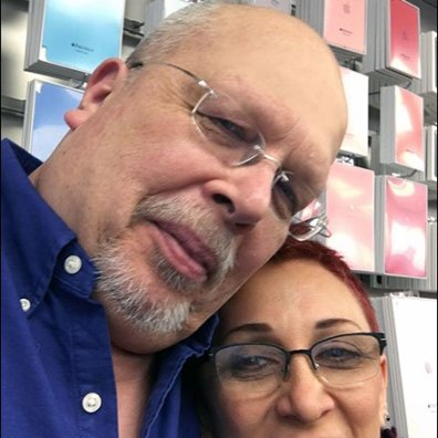 Tony & Margarit Apple Store FCU