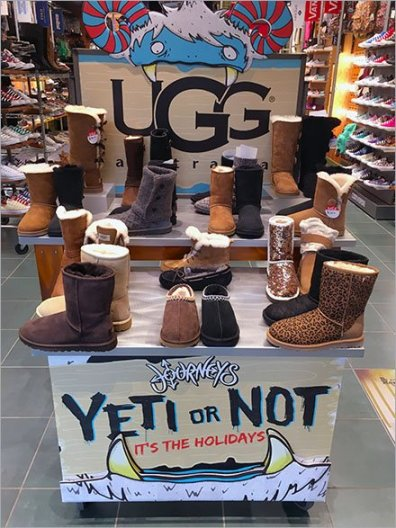 Uggs Yeti or Not 1