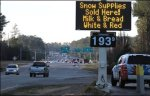 BBC SnowStorm Photo, Raleigh, North Carolina