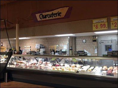 Charcuterie As Grocery Specialty Department