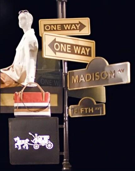 Coach Street Signs 3