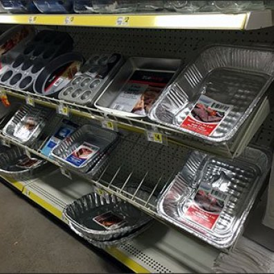 Disposable Cookware Declined 2