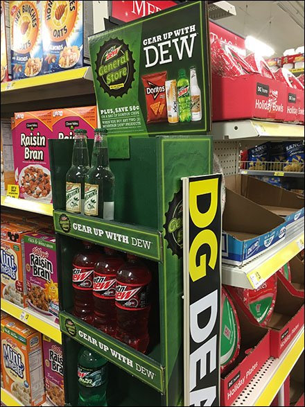Mountain Dew PowerWing Deal