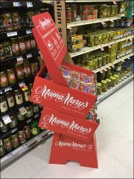 Mama Mary's Stackable Pizza POP 1
