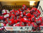 M&M Valentines Day Novelties Bulk Bin Aux