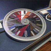 Motorola Roulette Wheel Color Sampler 1