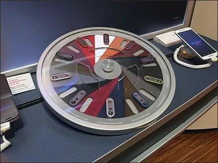 Motorola Roulette Wheel Color Sampler 1