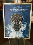 Nautical Watches Easel Closeup