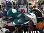 NFL Baseball Cap Circular Rack-Top Bin Overall