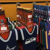NFL / NBA Team Branded Beer Bottle Cozies