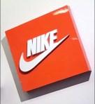 Nike Swoosh Logo Wall Brand