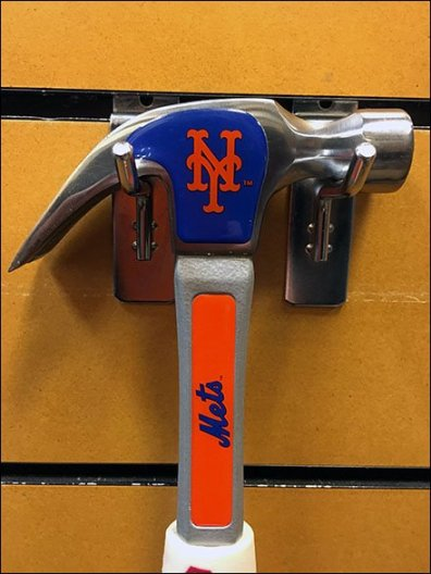 NY Mets Team Branded Hammer 2