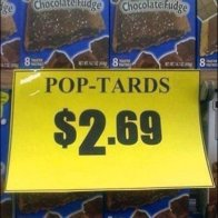 Pop Tards On Sale