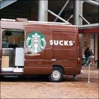 Starbucks Branding Sucks Closeup