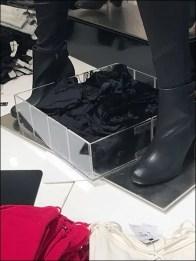 Acrylic Tray As Foot Bin 3
