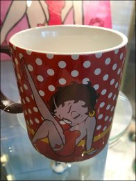 Betty Boop Licensed Merchandise 2