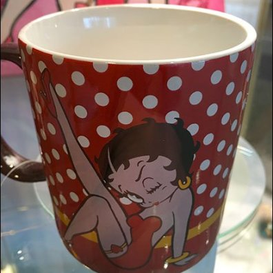 Betty Boop Licensed Merchandise 2