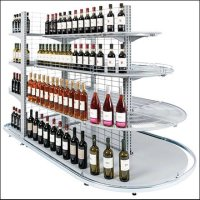 EuroFixture European Open Wire Shelf System