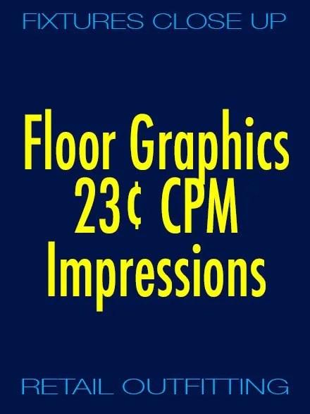 Floor Grahics 23C CPM Impressions