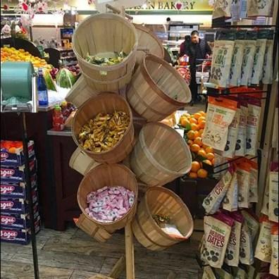 Gourmanoff Do-It-Yourself Bentwood Basket Tree