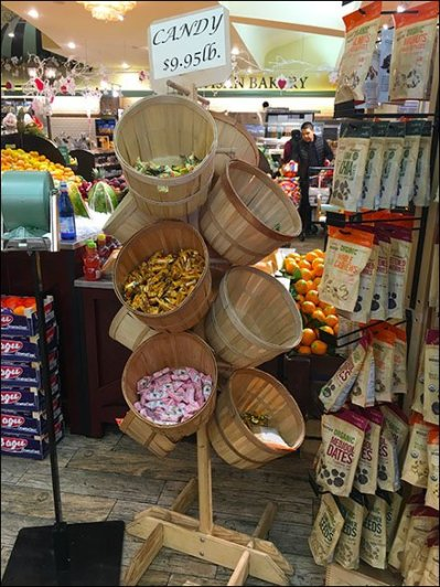 Gourmanoff Do-It-Yourself Bentwood Basket Tree