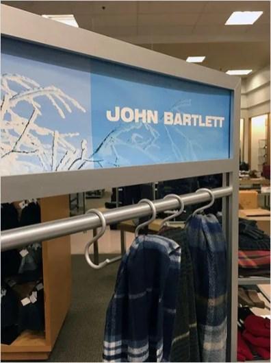 John Bartlett Aluminum S-Hooks For Scarves