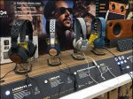 Marley Branded Headphone Stands Main