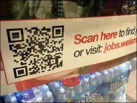 QR Scan Here for Jobs 2