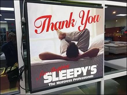 Sleepys Nightime Thank You Main