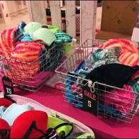 Open Wire Bra Baskets