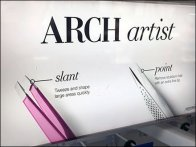 Arch Artist Cosmetics Sign Perspective 2