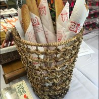 Arenie Armenian Baguette Wicker Basket 1