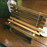 Bench Miniature Furniture 3