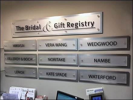 Bridal & Gift Registry Retail Branded Main