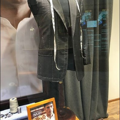 Brooks Brothers Made to Measure Dress Form 1