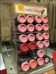 Burts Bees Lip Balm Upright Compartments 0